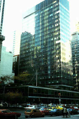 Lever House, New York, NY